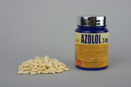 Azolol 5mg (400 tab)