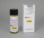 Clenbuterol tabletten 20mcg (100 tab)