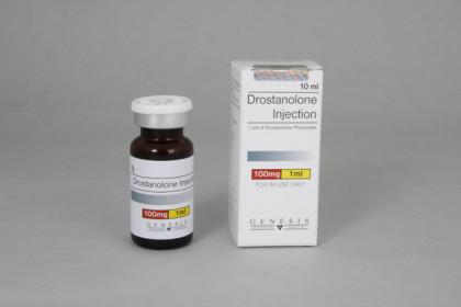 Drostanolone Propionaat Genesis 100mg/ml (10ml)