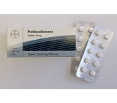 Methandienone Bayer 5mg (100 tab)