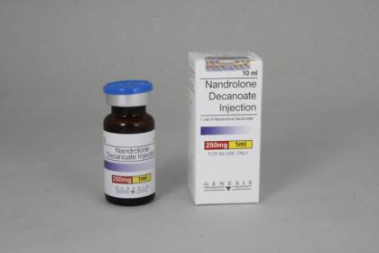 Nandrolon Decanoaat Genesis 250mg/ml (10ml)