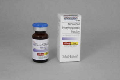 Nandrolon Fenylpropionaat injectie 100mg/ml (10ml)