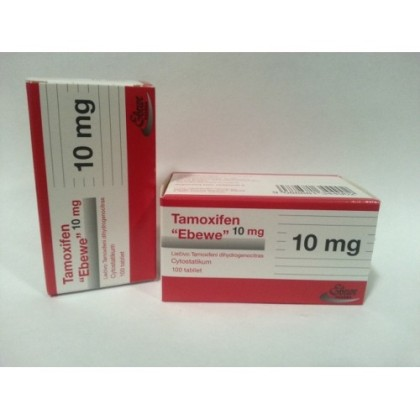 Tamoxifen citraat Ebewe 10 mg (100 tab)