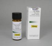Tamoxifen Citraat tabletten 10mg (100 tab)